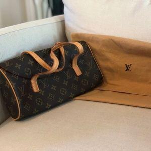 Authentic Louis Vuitton Sonatine Bag
